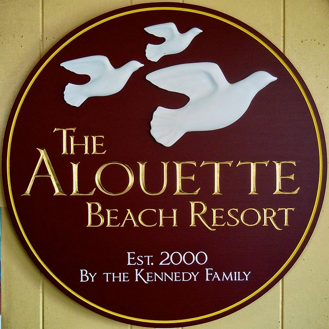 Alouette Beach Resort Hotel Maine