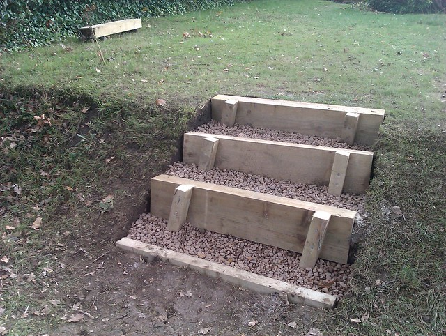 6252539782 6515aeca89 for Pictures of garden steps designs