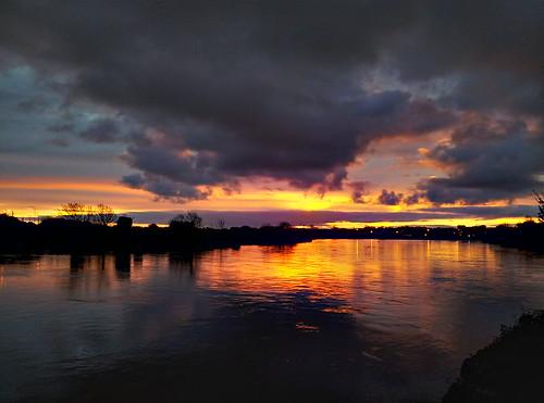 galway sunrise lanscape samsunggalaxysii flickrandroidapp:filter=none