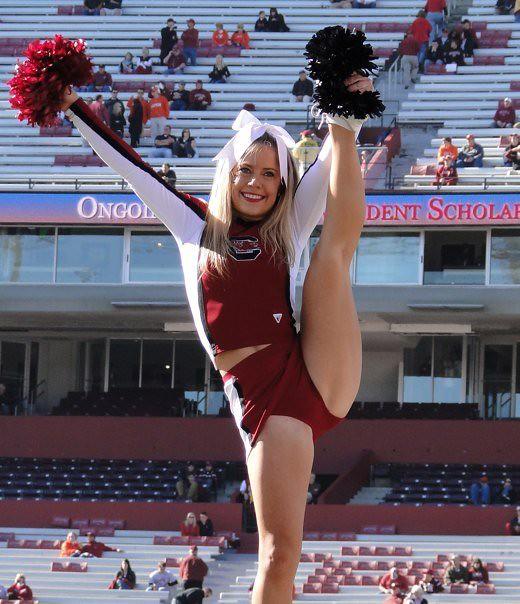 USC Gamecock Cheerleaders