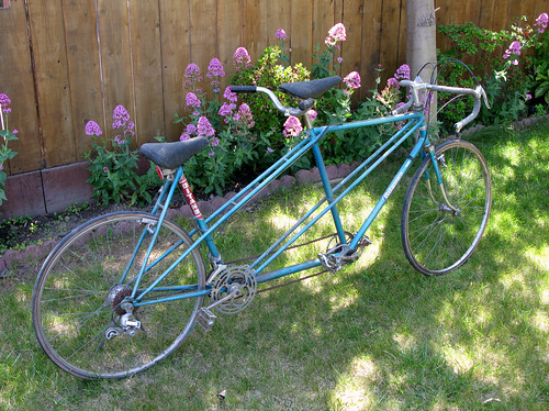 Gitane Tandem Winter Project Bike Forums
