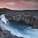 Cold River - Húsafell in Borgafjörður, Iceland by orvaratli