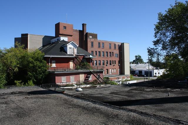 jermalism: Abandonment Issues: St  Joseph's Hospital (Parry