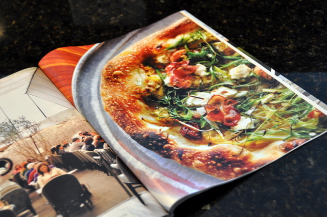 Pizza in Travel + Leisure