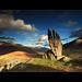 Split Stones Glenlyon by angus clyne