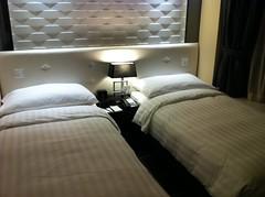 Guestroom of Dorsett Regency Hotel
