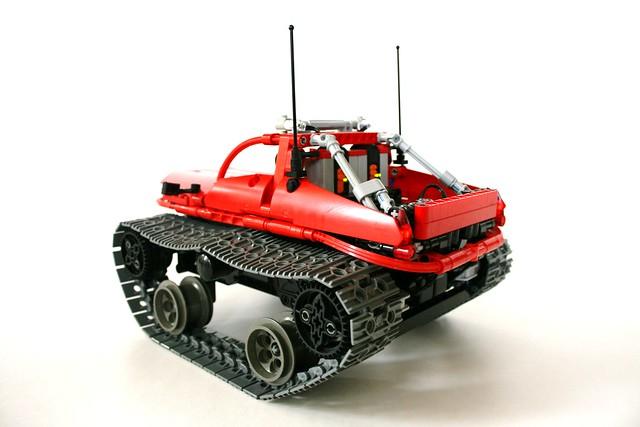 tracked jeep lego technic mindstorms model team. Black Bedroom Furniture Sets. Home Design Ideas