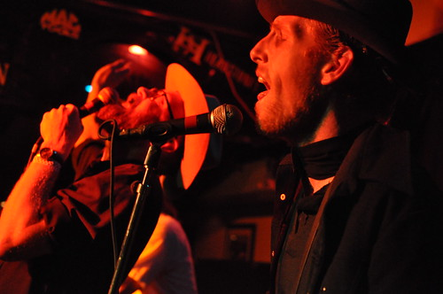 Slim Cessna's Auto Club at the Dominion