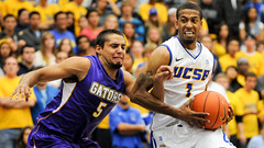 UCSB Men's Basketball vs UC Davis
