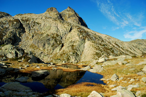 naamloze meertjes voor de klim naar couillade d'en beys