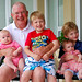 TD and the Grandkids