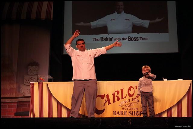 Cake Boss Tour Dates