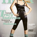 In the November 8, 2008 edition of Nina Belgium, Tracy Anderson talks about being the personal trainer to Madonna.