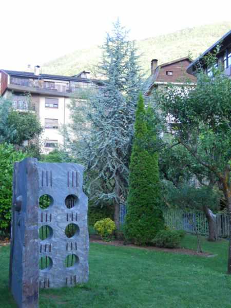 Escultura de jardín 2