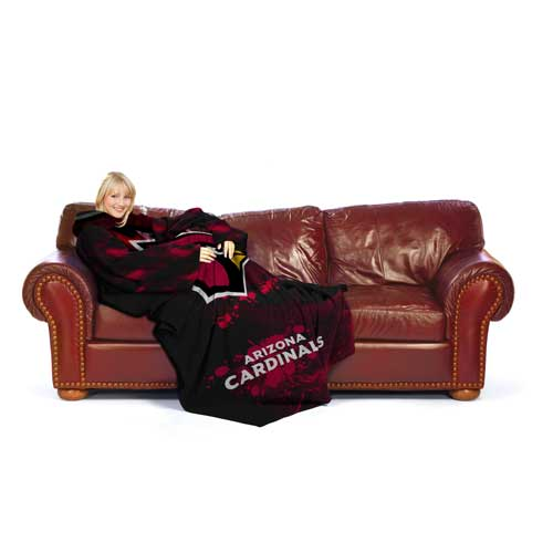 Arizona Cardinals Huddler Blanket