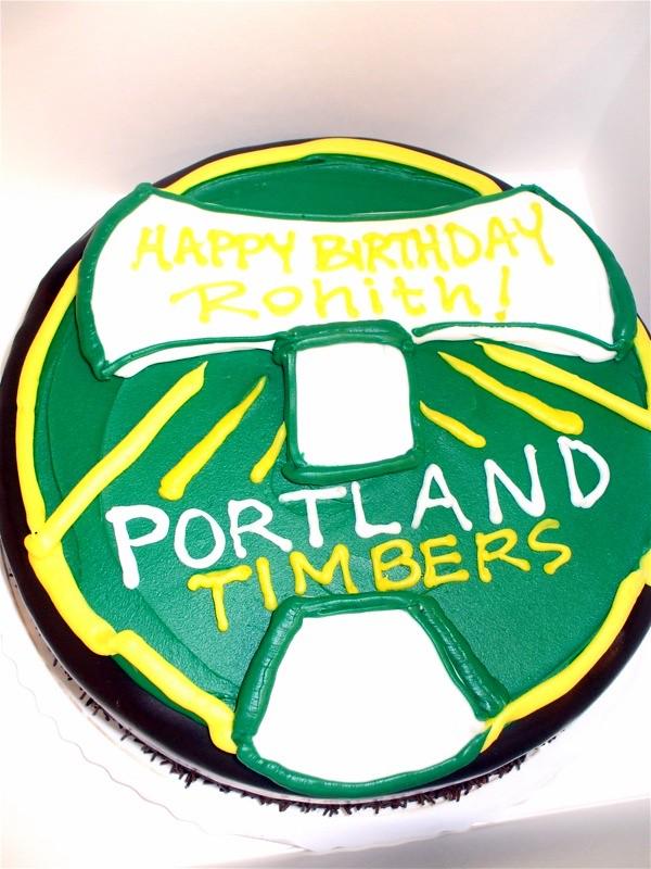 Birthday Cake Portland Maine