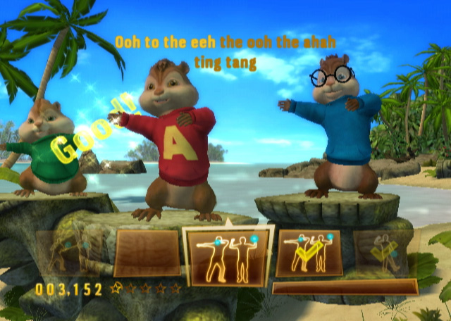 Alvin And The Chipmunks Free Games To Play