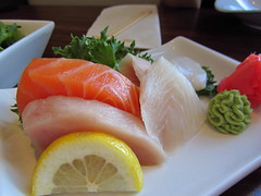 Aijsai - Sashimi Lunch