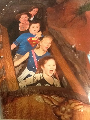 Splash Mountain OMG!