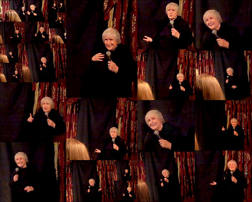 Mozaic of gestures from the 18th Nov Stand up