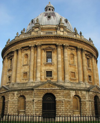 The Radcliffe Camera, Oxford by Helen in Wales