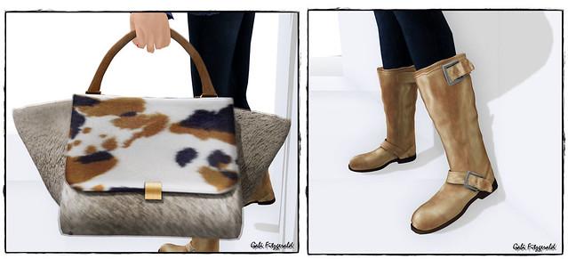 LaGyo gift - HABERDASHERY boots