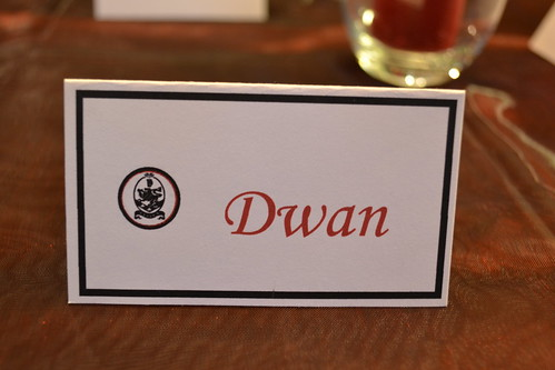 Breaking Dawn Party Place cards