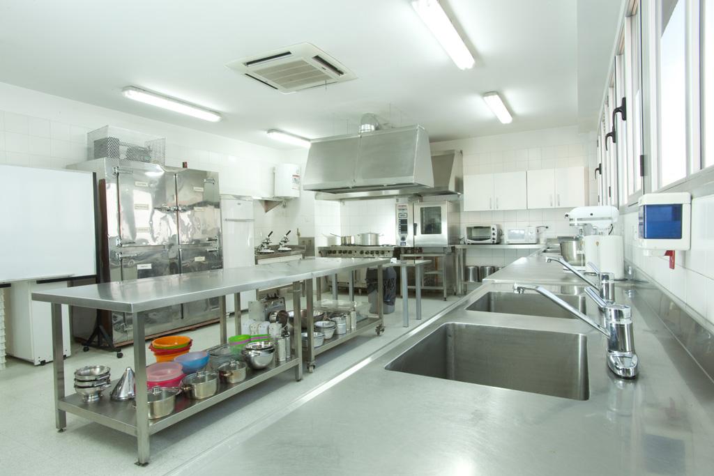 Laboratorio Cocina de Nutrición