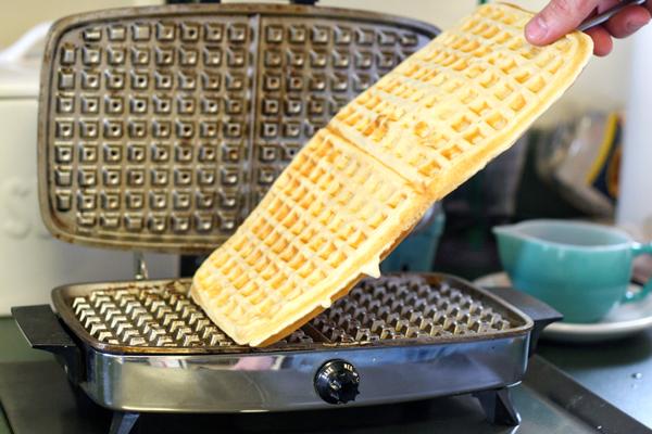 Hot Waffles