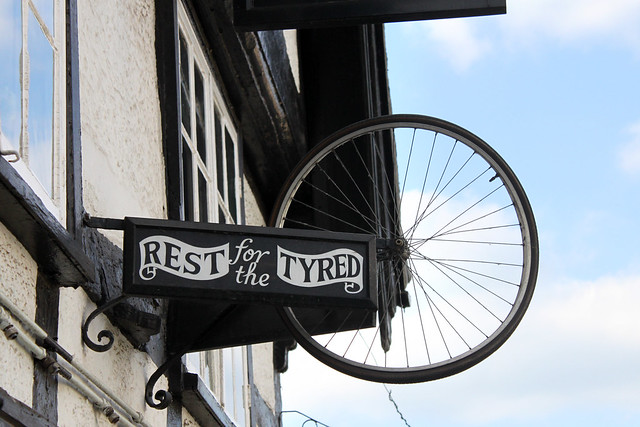 rest for the tyred