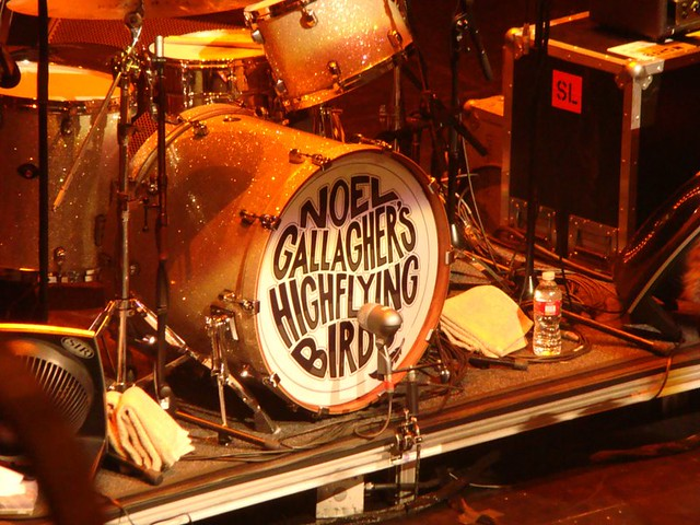 Noel Gallagher's High Flying Birds @ UCLA Royce Hall.