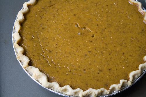 s not too late to enjoy another pumpkin pie Spicy Pumpkin Pie