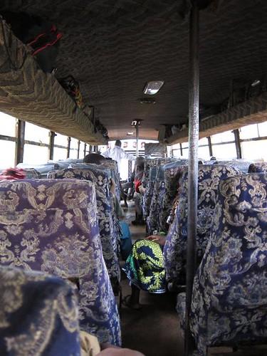 Tanzanian Bus Africa by Danalynn C