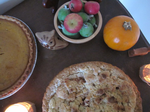 pie table!