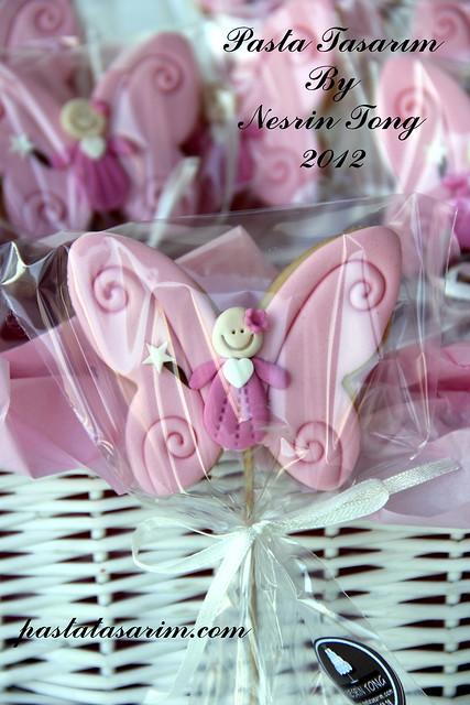 BUTTERFLY COOKIES - BIRTHDAY CEYLIN