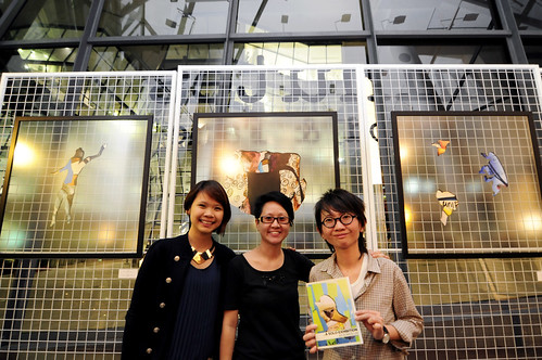 """""""."""" - a solo exhibition of paintings by Eunice Lim"""