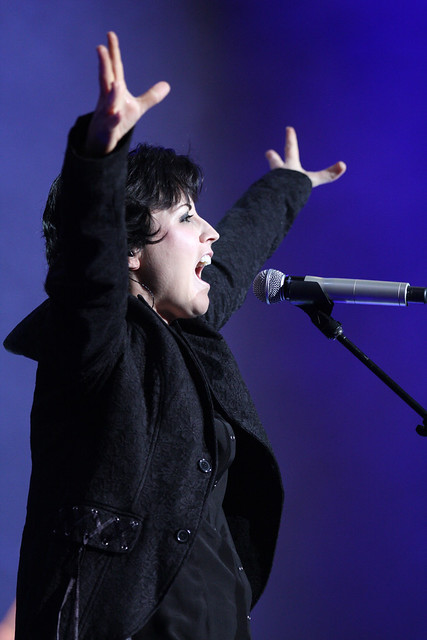 Photo:The Cranberries By Eva Rinaldi Celebrity and Live Music Photographer