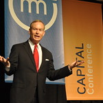 Oklahoma City Mayor Mick Cornett Speaks at 2012 Michigan Municipal League Convention