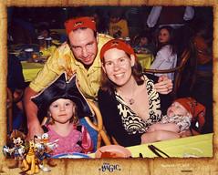 Arrr Pirate Family