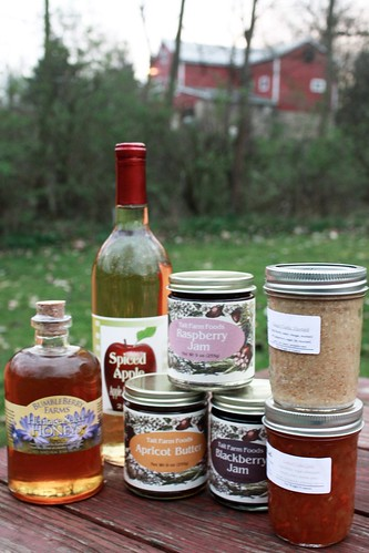 Farm to Table Conference Haul