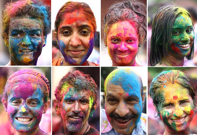 Holi Festival 2012 (festival of color)