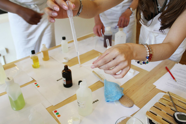 {diy} soap making @ the make lounge