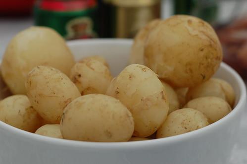 goda potatis från Nylanders