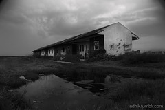 'Abandoned'