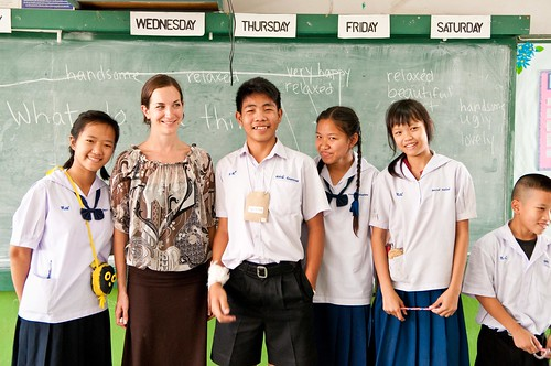 Volunteer Thailand English Education - 3