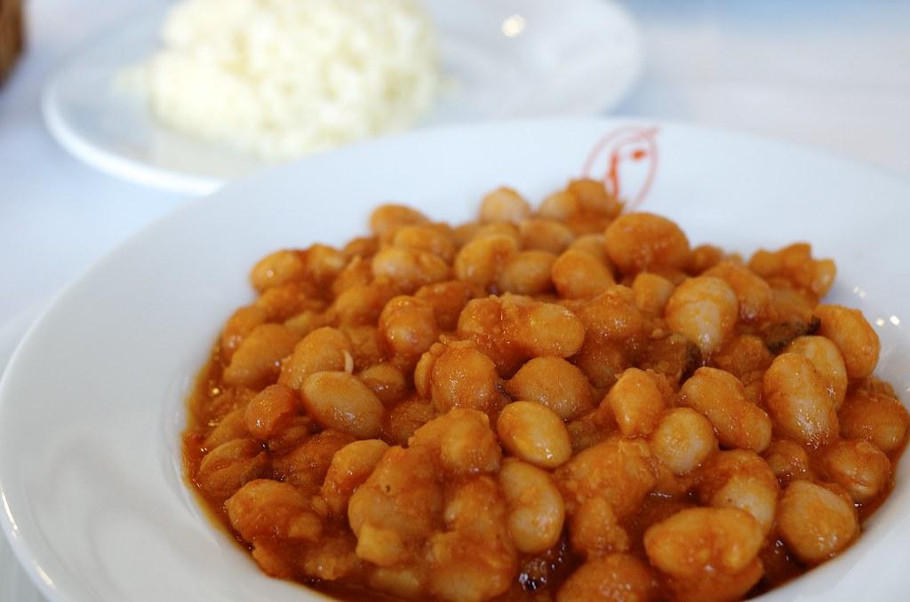 Kurufasulye / Haricot beans / 白インゲン豆の煮込み