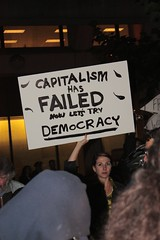 capitalism has failed now let's try democracy by yakotta
