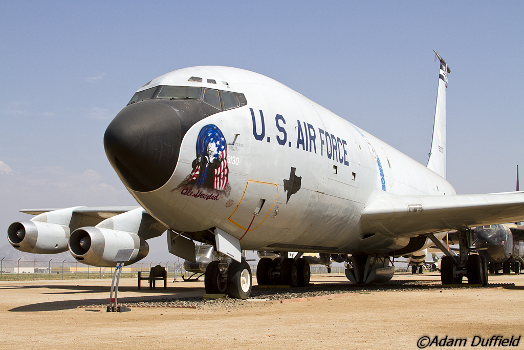 Boeing KC-135A 55-3130
