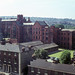 Sheffield University Summer 1965 from Hicks Building