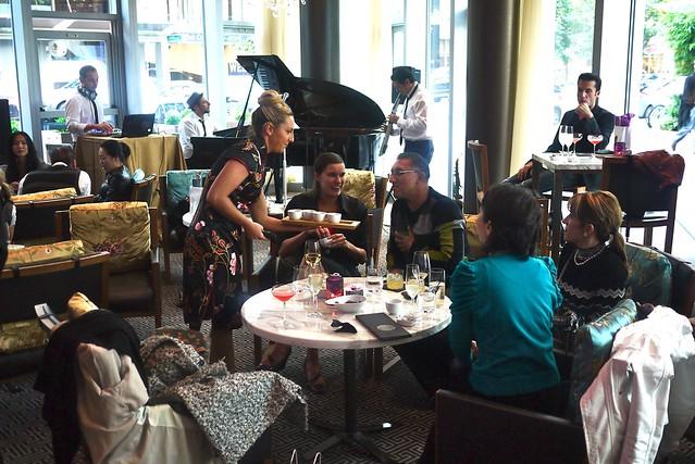 Xi Shi Lounge | Shangri-La Hotel